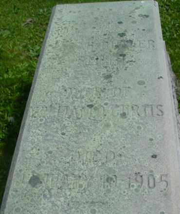 CURTIS, SARAH BUTLER SMITH - Berkshire County, Massachusetts   SARAH BUTLER SMITH CURTIS - Massachusetts Gravestone Photos