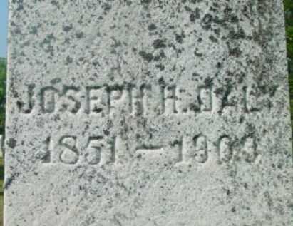 DALY, JOSEPH H - Berkshire County, Massachusetts   JOSEPH H DALY - Massachusetts Gravestone Photos