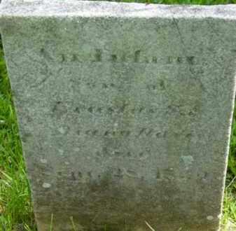 DAVIS, INFANT - Berkshire County, Massachusetts | INFANT DAVIS - Massachusetts Gravestone Photos