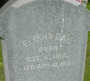 DAY, ELISHA - Berkshire County, Massachusetts   ELISHA DAY - Massachusetts Gravestone Photos
