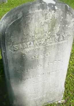 DAY, SAMANTHA - Berkshire County, Massachusetts | SAMANTHA DAY - Massachusetts Gravestone Photos