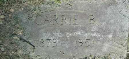 DEWEY, CARRIE B - Berkshire County, Massachusetts   CARRIE B DEWEY - Massachusetts Gravestone Photos