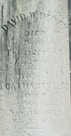 DEWEY, CATHARINE G - Berkshire County, Massachusetts   CATHARINE G DEWEY - Massachusetts Gravestone Photos