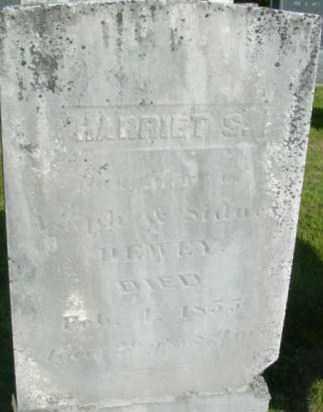 DEWEY, HARRIET S - Berkshire County, Massachusetts   HARRIET S DEWEY - Massachusetts Gravestone Photos