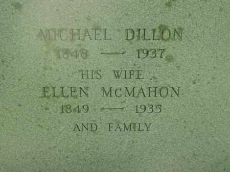 DILLON, MICHAEL - Berkshire County, Massachusetts | MICHAEL DILLON - Massachusetts Gravestone Photos