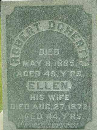 DOHERTY, ELLEN - Berkshire County, Massachusetts   ELLEN DOHERTY - Massachusetts Gravestone Photos