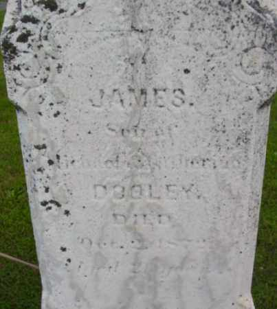 DOOLEY, JAMES - Berkshire County, Massachusetts | JAMES DOOLEY - Massachusetts Gravestone Photos
