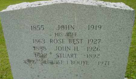 DOOLEY, STUART - Berkshire County, Massachusetts | STUART DOOLEY - Massachusetts Gravestone Photos