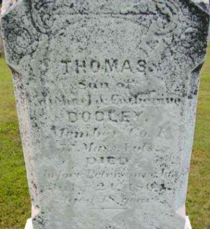 DOOLEY (CW), THOMAS - Berkshire County, Massachusetts | THOMAS DOOLEY (CW) - Massachusetts Gravestone Photos