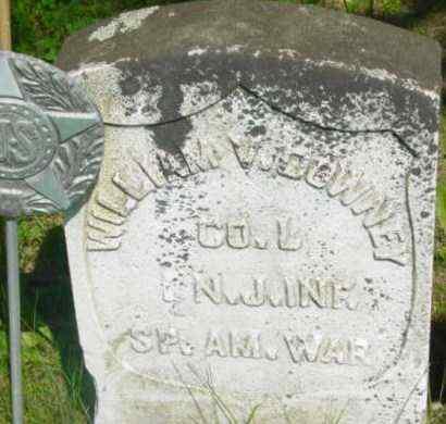DOWNEY, WILLIAM V - Berkshire County, Massachusetts | WILLIAM V DOWNEY - Massachusetts Gravestone Photos