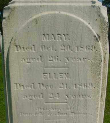 DOWNS, ELLEN - Berkshire County, Massachusetts | ELLEN DOWNS - Massachusetts Gravestone Photos