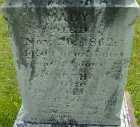 DOYLE, MARY - Berkshire County, Massachusetts | MARY DOYLE - Massachusetts Gravestone Photos