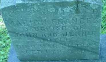 DOYLE, MARION FRANCES - Berkshire County, Massachusetts | MARION FRANCES DOYLE - Massachusetts Gravestone Photos