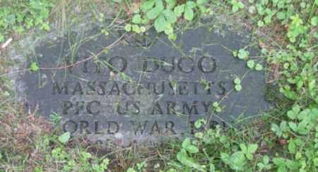 DUGO (WWII), VITO - Berkshire County, Massachusetts | VITO DUGO (WWII) - Massachusetts Gravestone Photos