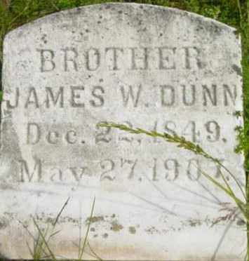 DUNN, JAMES W - Berkshire County, Massachusetts | JAMES W DUNN - Massachusetts Gravestone Photos
