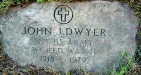 DWYER, JOHN J - Berkshire County, Massachusetts | JOHN J DWYER - Massachusetts Gravestone Photos