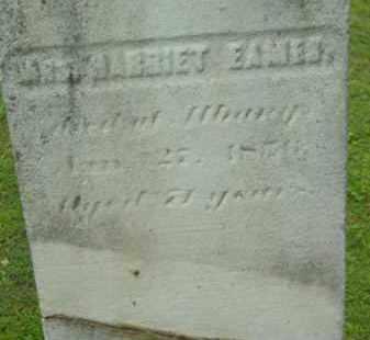 EAMES, HARRIET - Berkshire County, Massachusetts | HARRIET EAMES - Massachusetts Gravestone Photos