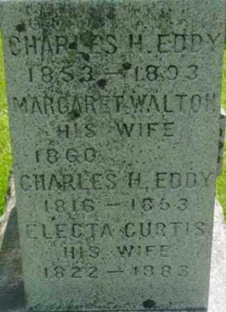 CURTIS, ELECTA - Berkshire County, Massachusetts   ELECTA CURTIS - Massachusetts Gravestone Photos