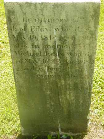 EDDY, JAEL - Berkshire County, Massachusetts | JAEL EDDY - Massachusetts Gravestone Photos