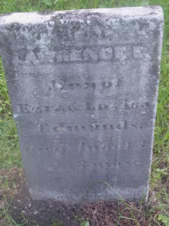 EDMUNDS, LAWRENCE - Berkshire County, Massachusetts | LAWRENCE EDMUNDS - Massachusetts Gravestone Photos