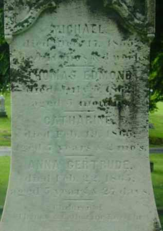 ENRIGHT, ANNA GERTRUDE - Berkshire County, Massachusetts | ANNA GERTRUDE ENRIGHT - Massachusetts Gravestone Photos