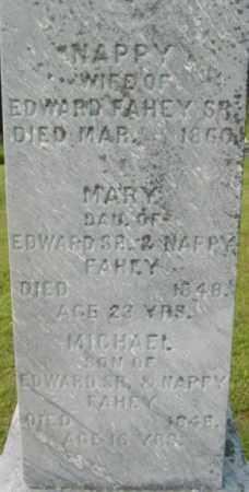 FAHEY, MICHAEL - Berkshire County, Massachusetts | MICHAEL FAHEY - Massachusetts Gravestone Photos