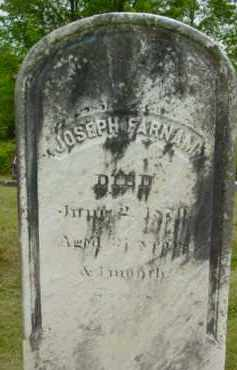 FARNUM, JOSEPH - Berkshire County, Massachusetts   JOSEPH FARNUM - Massachusetts Gravestone Photos