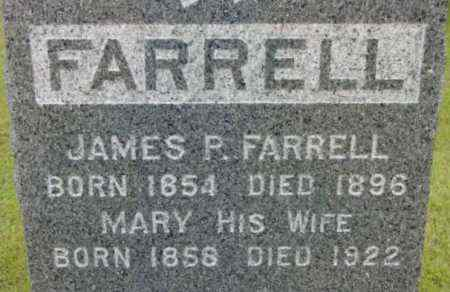 FARRELL, MARY - Berkshire County, Massachusetts | MARY FARRELL - Massachusetts Gravestone Photos