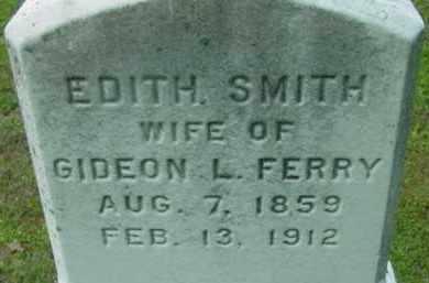 FERRY, EDITH - Berkshire County, Massachusetts | EDITH FERRY - Massachusetts Gravestone Photos