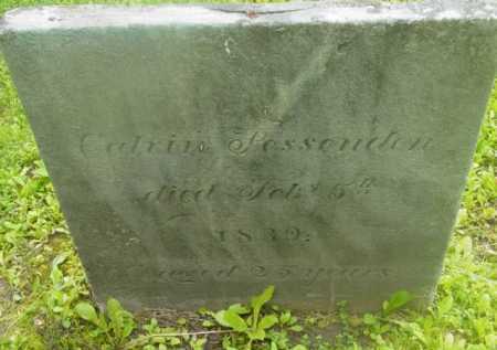 FESSENDEN, CALVIN - Berkshire County, Massachusetts | CALVIN FESSENDEN - Massachusetts Gravestone Photos