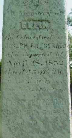 FITZGERALD, JOSEPH - Berkshire County, Massachusetts | JOSEPH FITZGERALD - Massachusetts Gravestone Photos