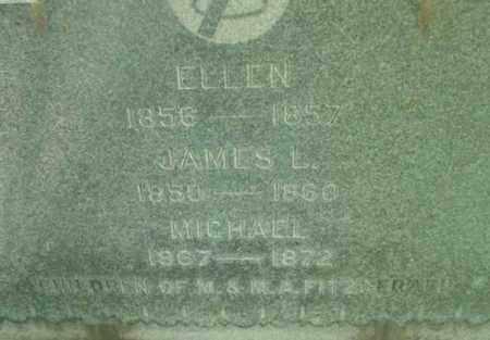 FTIZGERALD, MICHAEL - Berkshire County, Massachusetts | MICHAEL FTIZGERALD - Massachusetts Gravestone Photos