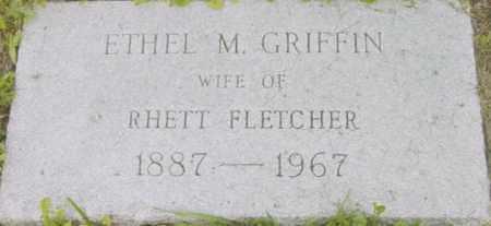 FLETCHER, ETHEL M - Berkshire County, Massachusetts | ETHEL M FLETCHER - Massachusetts Gravestone Photos