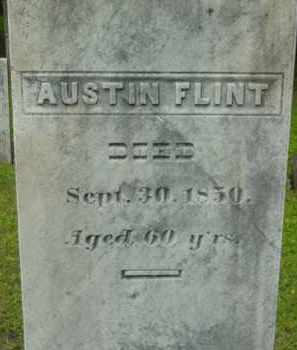 FLINT, AUSTIN - Berkshire County, Massachusetts | AUSTIN FLINT - Massachusetts Gravestone Photos