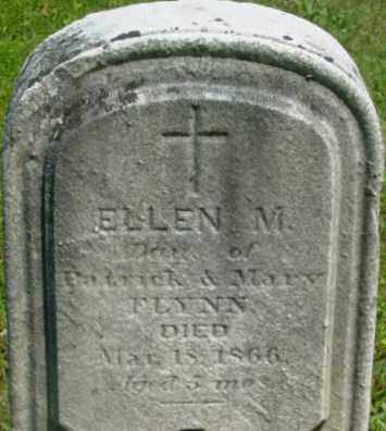 FLYNN, ELLEN M - Berkshire County, Massachusetts | ELLEN M FLYNN - Massachusetts Gravestone Photos