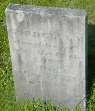 FOOT, CORDELIA M - Berkshire County, Massachusetts | CORDELIA M FOOT - Massachusetts Gravestone Photos