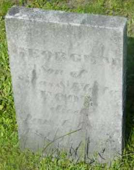 FOOT, GEORGE M - Berkshire County, Massachusetts   GEORGE M FOOT - Massachusetts Gravestone Photos
