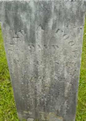 FOOT, JANE A - Berkshire County, Massachusetts   JANE A FOOT - Massachusetts Gravestone Photos