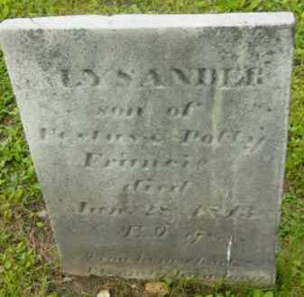 FRANCIS, LYSANDER - Berkshire County, Massachusetts | LYSANDER FRANCIS - Massachusetts Gravestone Photos