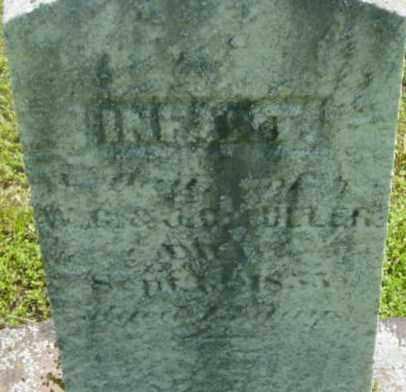 FULLER, INFANT - Berkshire County, Massachusetts | INFANT FULLER - Massachusetts Gravestone Photos