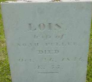 FULLER, LOIS - Berkshire County, Massachusetts   LOIS FULLER - Massachusetts Gravestone Photos