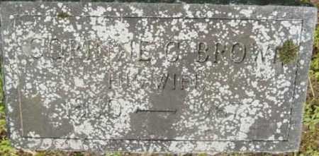 BROWN, CORRINE C - Berkshire County, Massachusetts   CORRINE C BROWN - Massachusetts Gravestone Photos