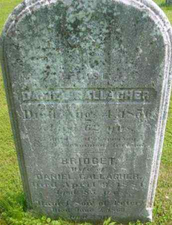 GALLAGHER, DANIEL - Berkshire County, Massachusetts | DANIEL GALLAGHER - Massachusetts Gravestone Photos