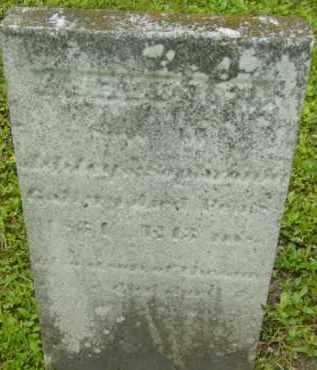 GALLUP, ASHLEY - Berkshire County, Massachusetts | ASHLEY GALLUP - Massachusetts Gravestone Photos