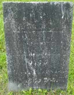 GARLICK, HULDAH - Berkshire County, Massachusetts   HULDAH GARLICK - Massachusetts Gravestone Photos
