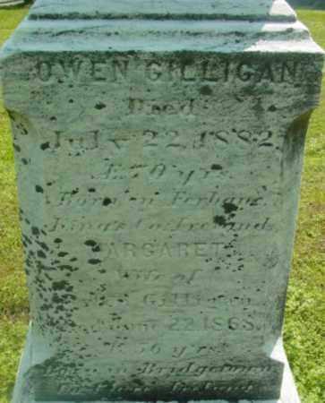 GILLIGAN, OWEN - Berkshire County, Massachusetts | OWEN GILLIGAN - Massachusetts Gravestone Photos