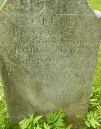 GOFF, ELIJAH - Berkshire County, Massachusetts   ELIJAH GOFF - Massachusetts Gravestone Photos