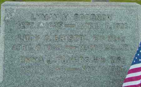 POWERS, EMMA J - Berkshire County, Massachusetts | EMMA J POWERS - Massachusetts Gravestone Photos