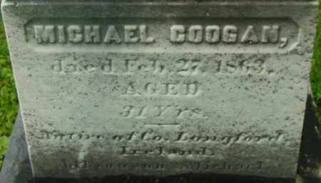 GOOGAN, MICHAEL - Berkshire County, Massachusetts | MICHAEL GOOGAN - Massachusetts Gravestone Photos