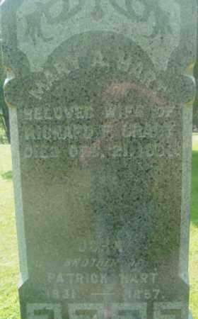 HART, MARY A - Berkshire County, Massachusetts | MARY A HART - Massachusetts Gravestone Photos